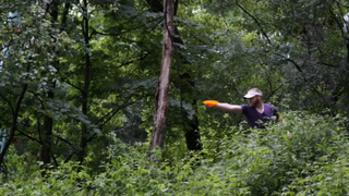 Afton Alps disc golf