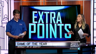Sports Sunday September 24th: Shanley vs St Mary's, Minnesota high school football and UND Fighting Hawks discussed in Extra Points