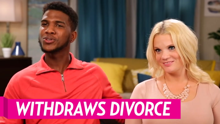 90 Day Fiance's Ashley Explains Why She Withdrew Divorce From Jay
