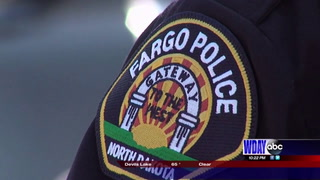 Fargo officer turns in badge for new role