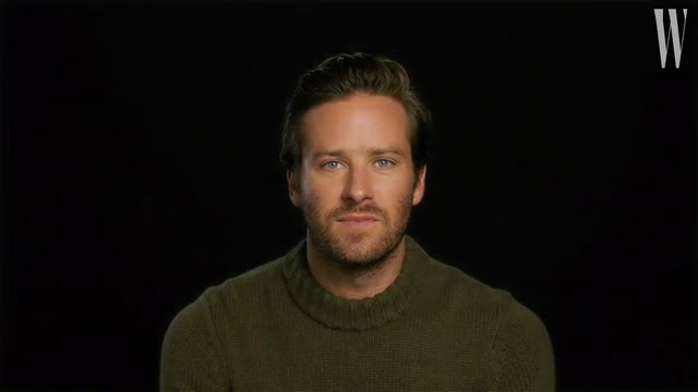 Armie Hammer Loves Cooking for a Small House Party on His Birthday
