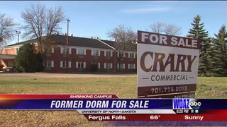 Former UND dorm for sale