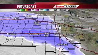 Snow Arriving Tonight into Sunday Morning