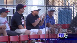 West Fargo stays alive, Post 2 wins again at AA legion tournament