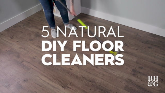 DIY Floor Cleaner