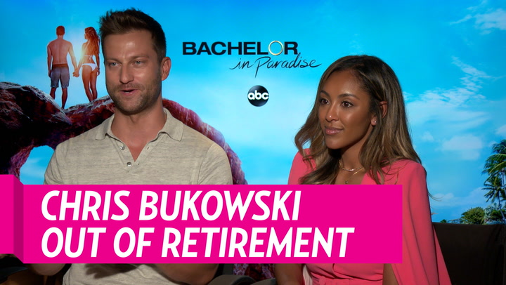 Chris Bukowski Explains Why He Came Out of Retirement for 'Bachelor in Paradise'