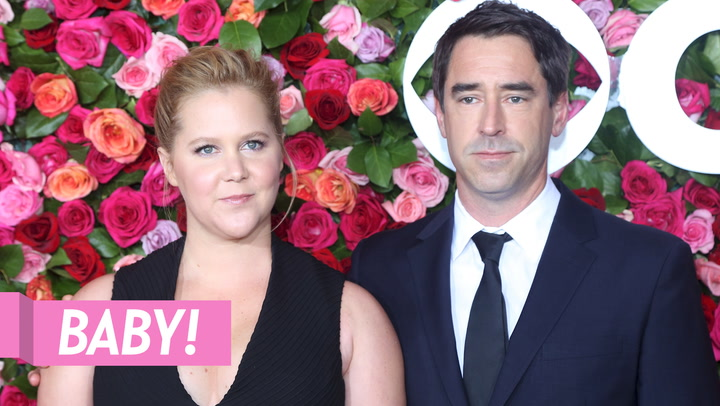 Amy Schumer 'Sending Out Love' to Trolls Mom-Shaming Her for Returning to Work 2 Weeks After Birth