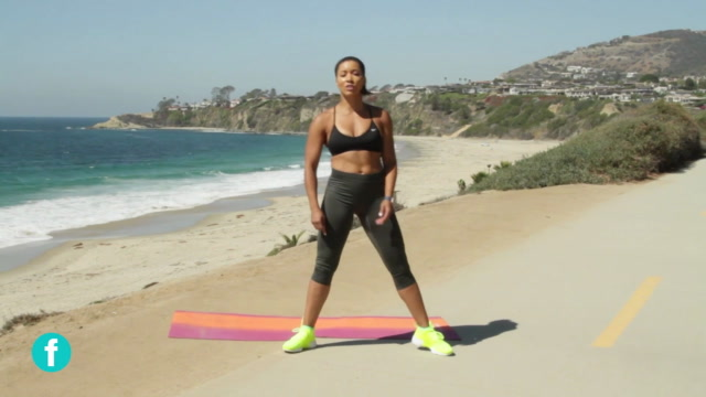 Workout to Tone Your Inner Thighs