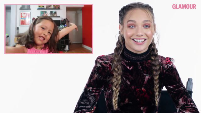 Maddie Ziegler Gives Little Girls Advice on Beauty, Friendship, and Confidence