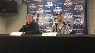 2017 NCHC Frozen Faceoff Media Day