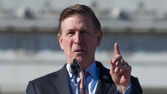 Rep. Don Beyer (D-Va.) reflects on visit to Anne Arundel Detention Center in Md.