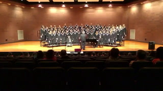Morris Area concert choir sings
