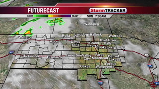 StormTRACKER Saturday Afternoon Update
