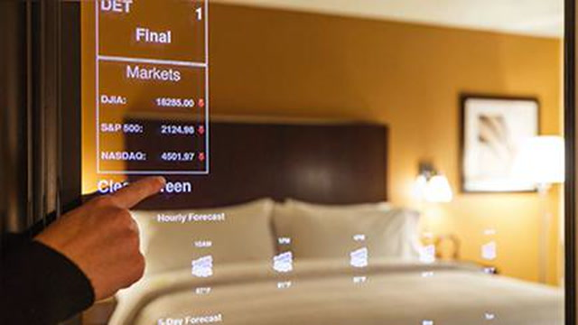 High-Tech Amenities For Your Hotel Stay