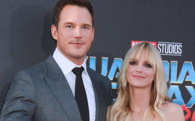 Anna Faris and Chris Pratt Announce Their Separation After Eight Years of Marriage