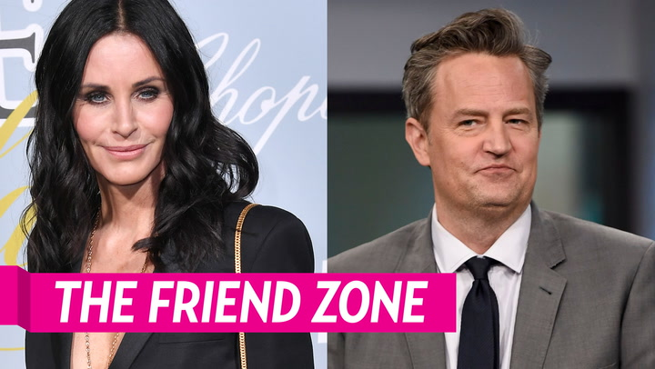 Matthew Perry Has 'Never Fully' Been Able to Get Over Courteney Cox