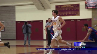 Cobbers lose at home and Dickinson State sweeps VCSU.mp4