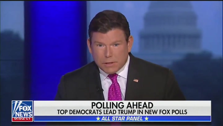 Bret Baier Fires Back at Trump on Polls: 'Fox News Has Not Changed'