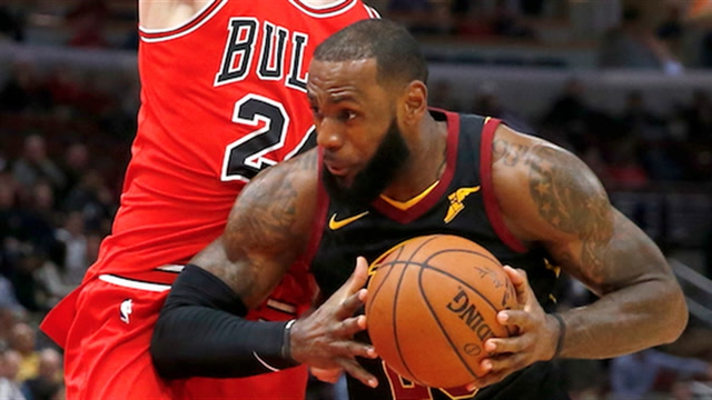 The case for LeBron James heading to the Houston Rockets next summer