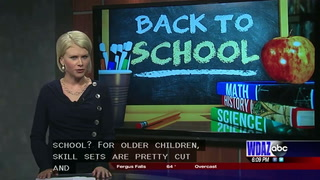 Back to School: Is your child ready to head back to class?