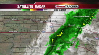 StormTRACKER Webcast: Monday Early Evening Forecast