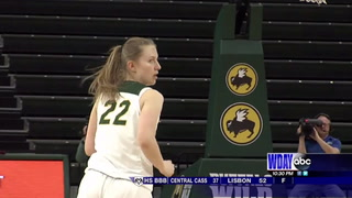 Western Illinois pulls away in second half to defeat Bison women