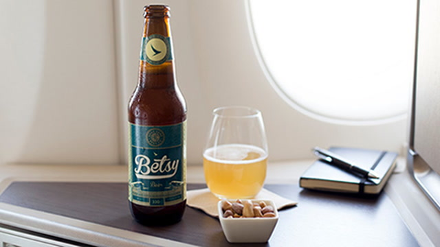 Why Does Beer Taste Different on Airplanes?