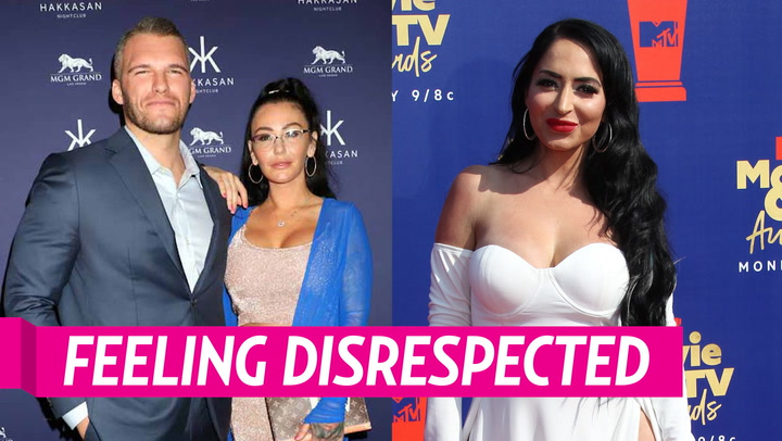 Angelina Pivarnick Posts About 'Being Strong' After JWoww, Zack Carpinello Flirting Scandal