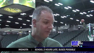 Brian Jones preview matchup with NDSU