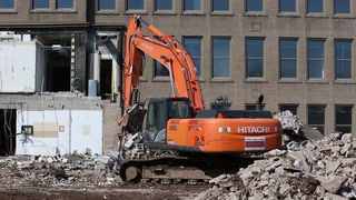 Morgan Park school demolition