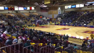 Sights And Sounds of State B Championship Night