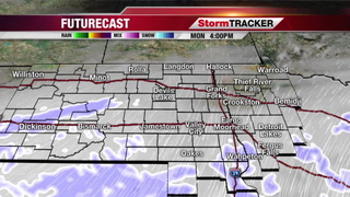Snow Arriving Tonight Into Tuesday Morning
