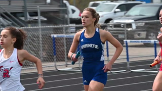 Warriors Compete in Conference Championship Track