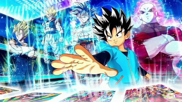 Super Dragon Ball Heroes World Mission - Free Update #5 Trailer