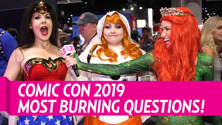 Comic-Con Cosplayers Answer Hilarious Questions About Their Favorite Characters