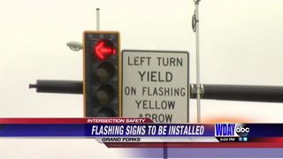 More signals planned at Grand Forks intersection where child was hit