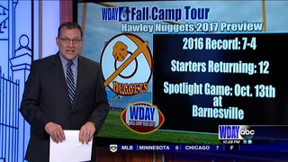 WDAY Fall Camp Tour: Hawley Nuggets 2017 Preview