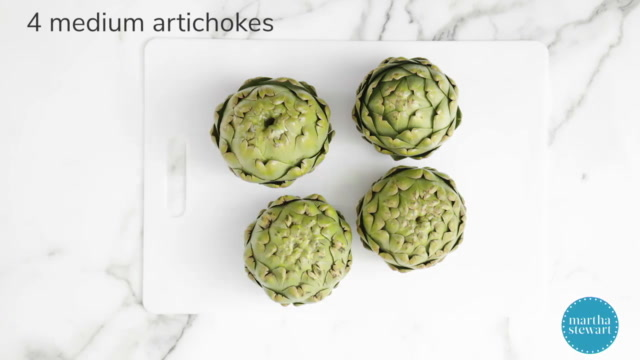 Easy Steamed Artichokes With Hollandaise Sauce Video