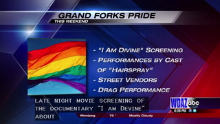 Grand Forks pride weekend