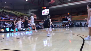 Kernel girls at AA state tourney (1)