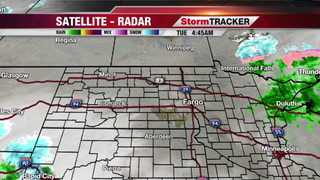 StormTRACKER Weather: Cold and Breezy
