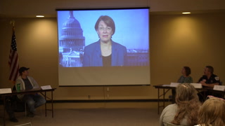 Sen Amy Klobuchar's Panel on the Opioid Crisis