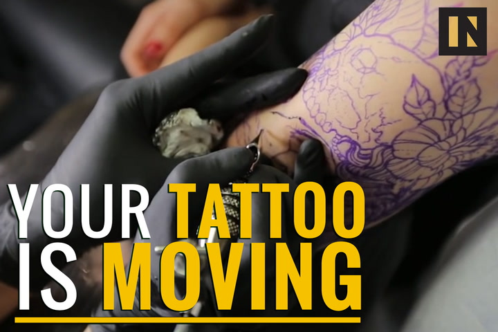 Scientists Finally Know Why Tattoo Ink Lasts Even Though Skin Regenerates