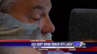 Cass County narrows search for representation in pharmaceutical lawsuit