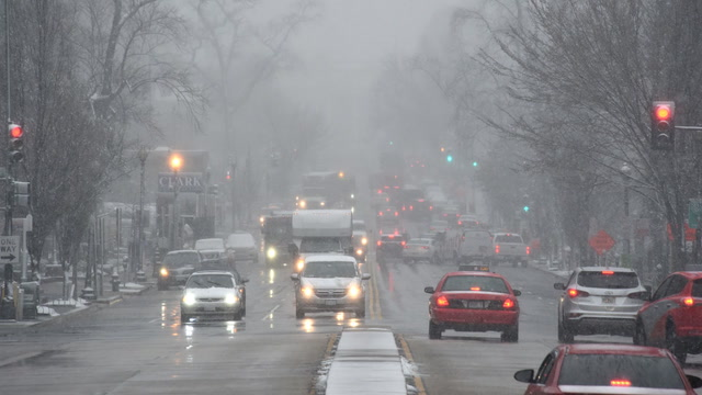 First winter storm of the season expected to hit the D.C. area