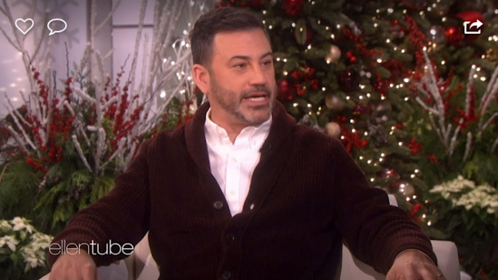 Jimmy Kimmel Dishes on Jennifer Aniston's Friendsgiving: 'Everyone Wanted the Enchiladas!'