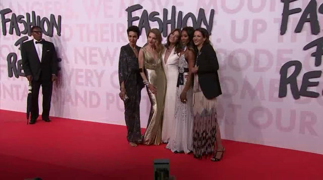 Campbell, Hadid and Jenner turn heads in Cannes