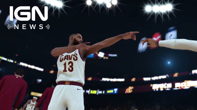 NBA 2K18 Gold Edition is $150 - IGN News