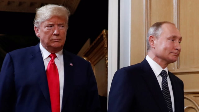Putin confirms he wanted Trump to win 2016 election