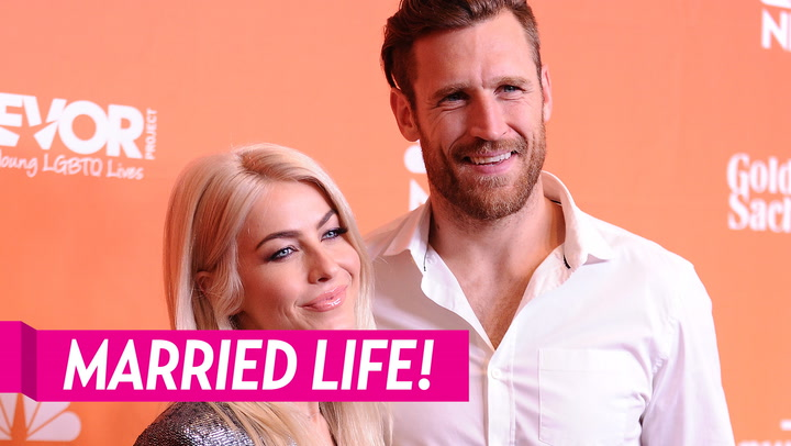 Julianne Hough Gushes Over Husband Brooks Laich: He Supports 'Me Choosing Me'